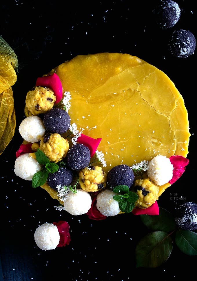 Ladoo Tart Recipe
