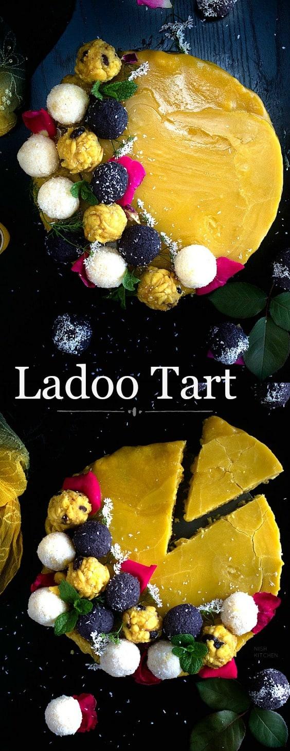 Ladoo Tart