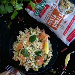 Smoked Salmon Pasta Recipe Video