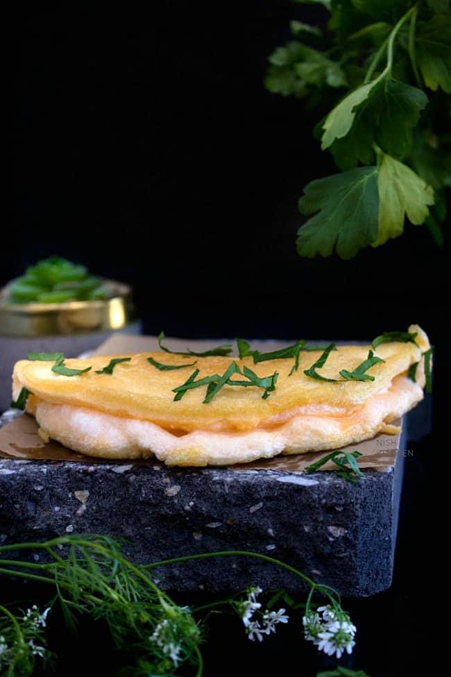 Japanese omelette recipe