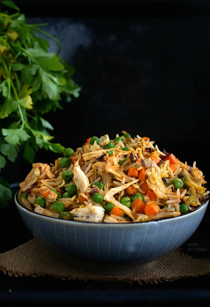 Turkey Fried Rice Recipe
