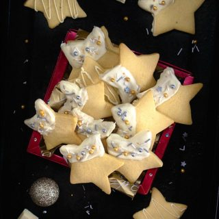 Christmas Star Cookies Recipe Video