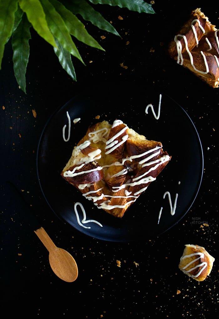Make Ahead Eggnog French Toast Bake Recipe