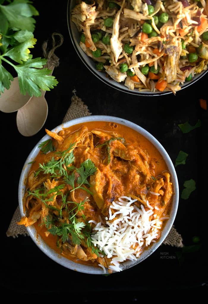 Leftover Turkey Curry Recipe