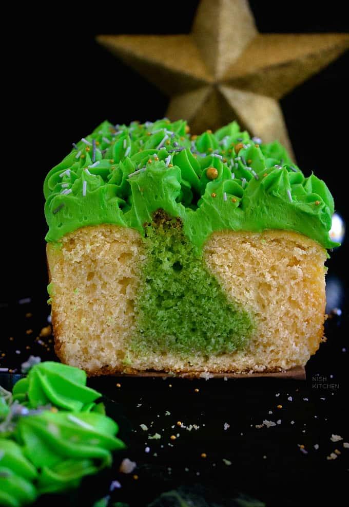 Surprise inside christmas cake recipe