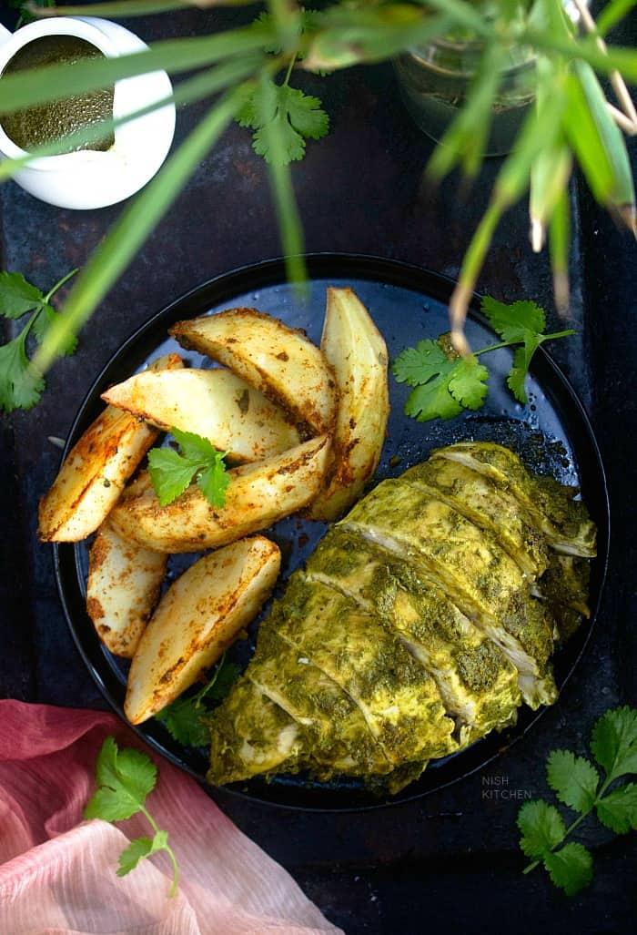 Goan cafreal recipe