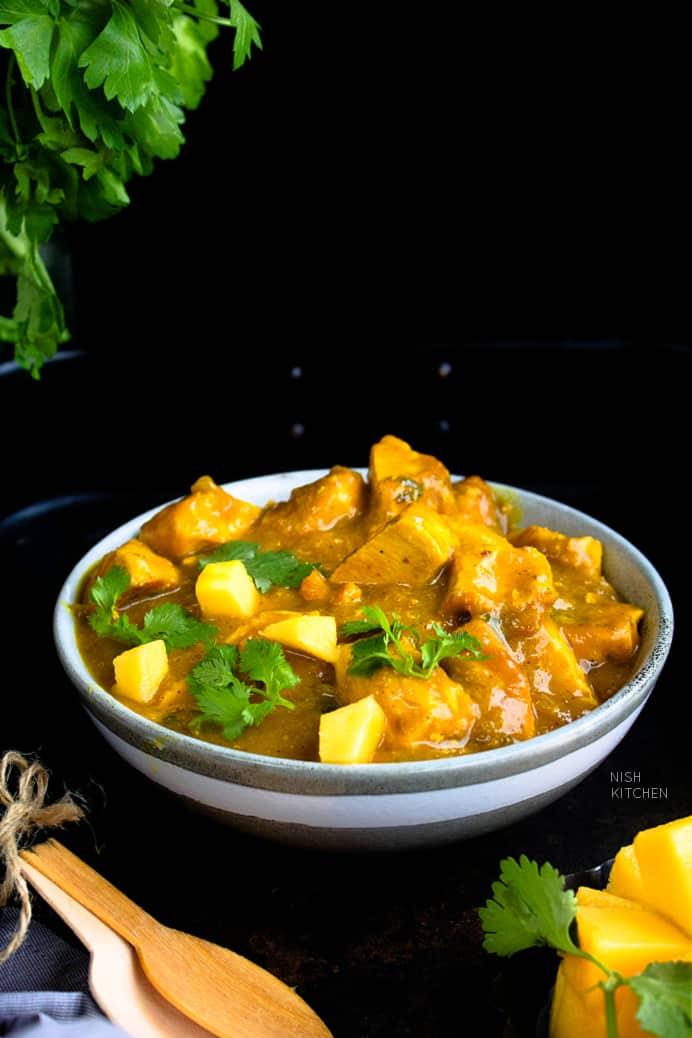 Mango Chicken Curry Recipe