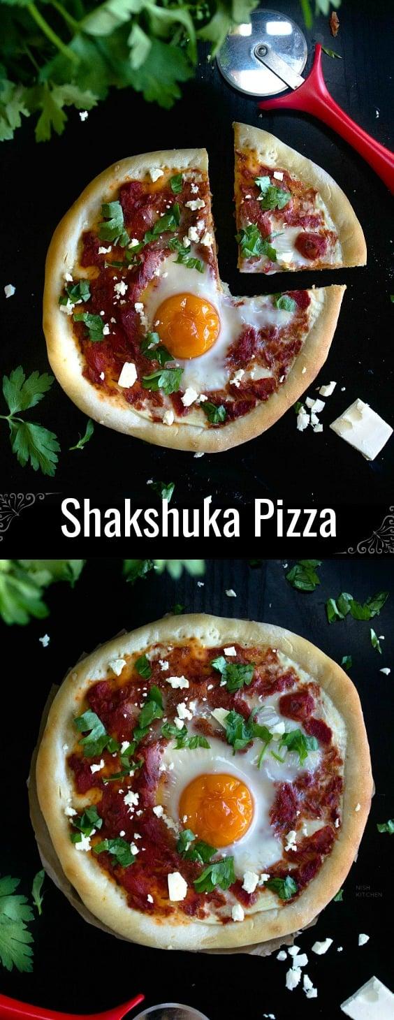 Shakshuka Pizza