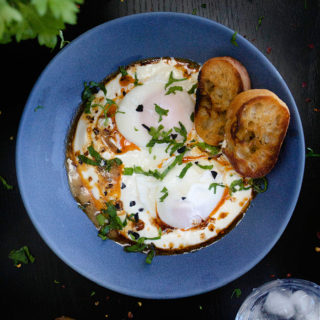 Turkish Eggs Recipe Video