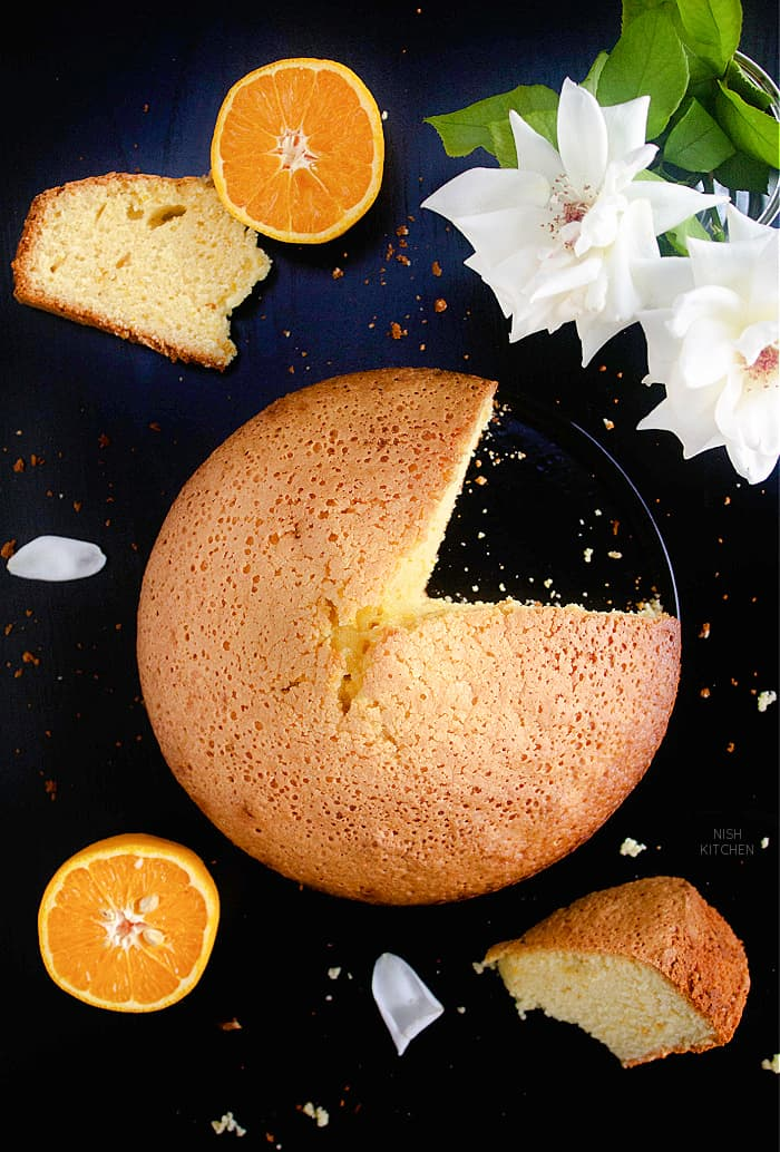 Portuguese Orange Cake Recipe Video
