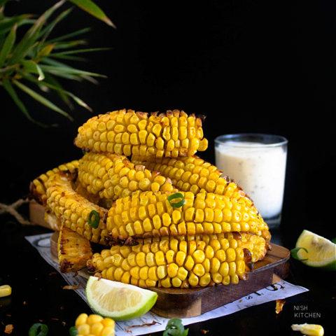 Corn Ribs Recipe Video