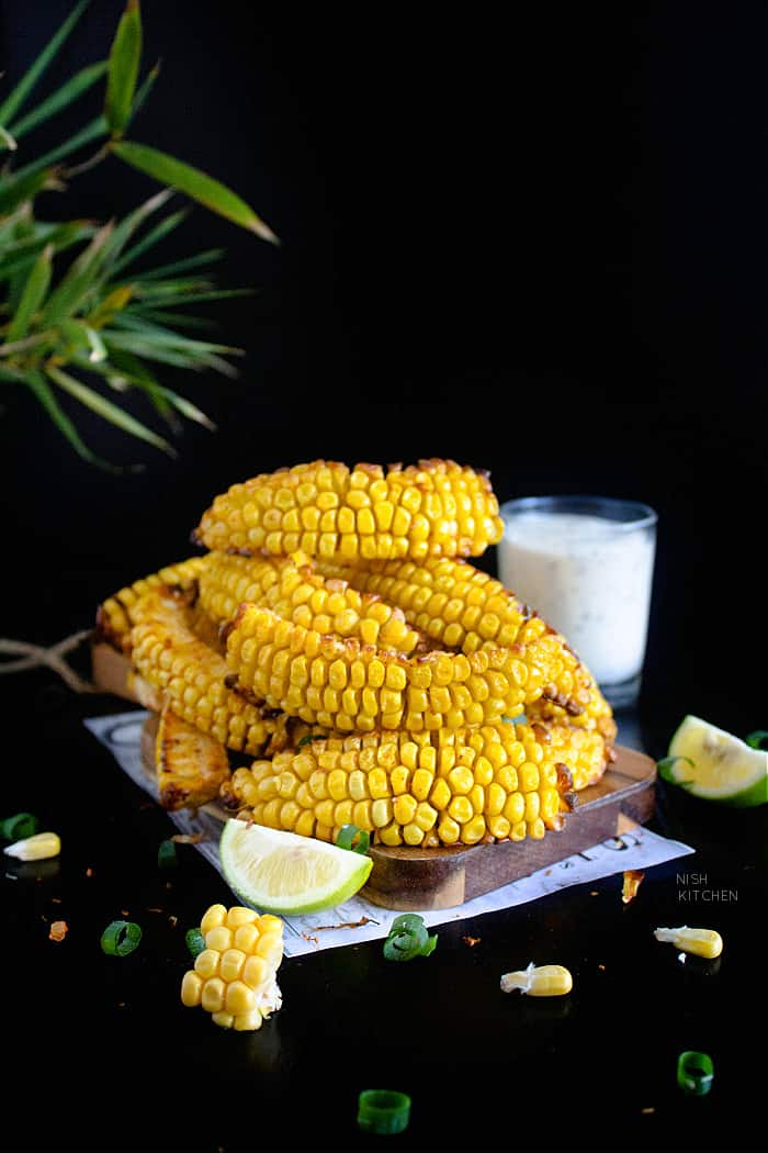 Corn Ribs Recipe
