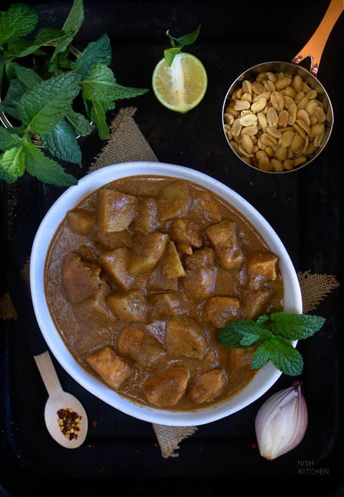 Thai Massaman Curry Recipe Video
