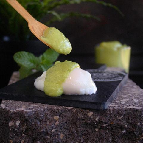 Avocado Hollandaise recipe Video