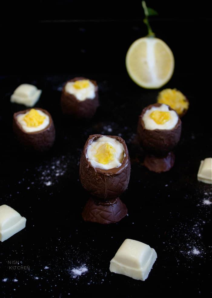 Easter egg cheesecake recipe video