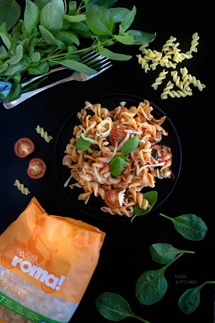 Easy Tomato Pasta Recipe Video