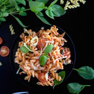 Easy Tomato Pasta Recipe