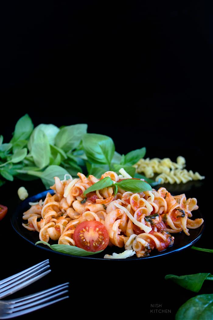 Tomato Pasta recipe video
