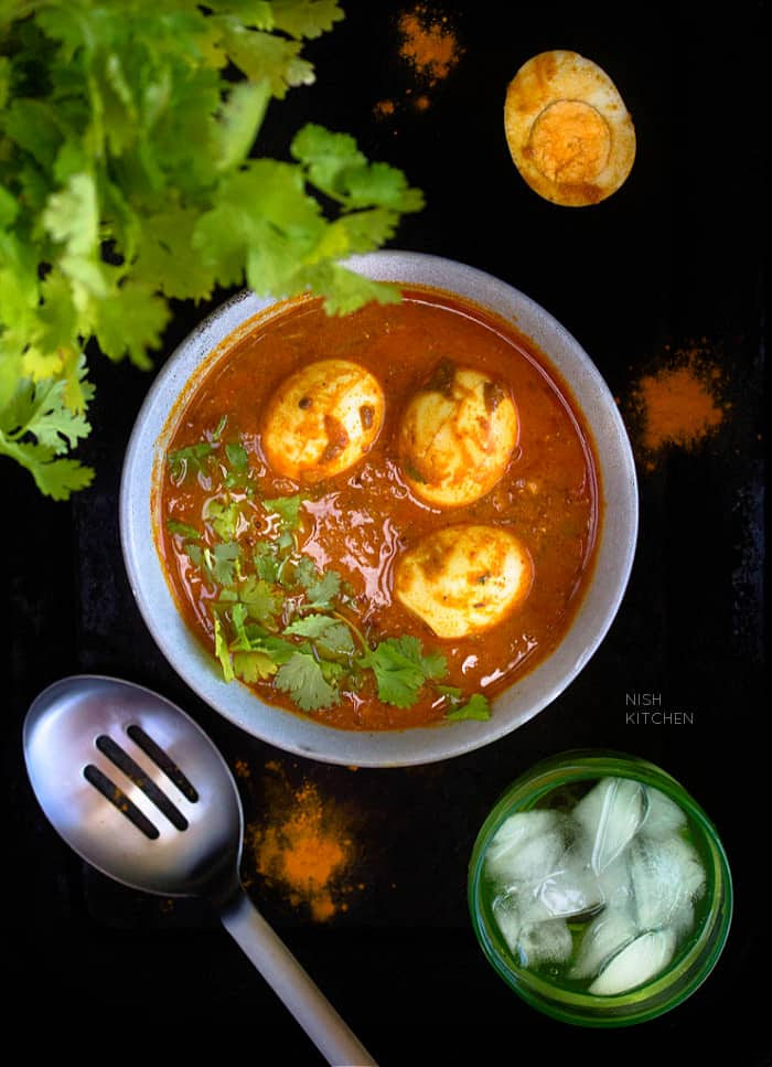 Indian Egg Curry Recipe Video