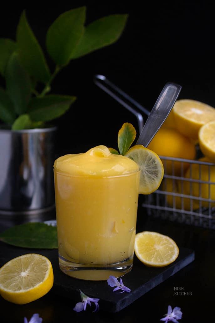 Easy lemon Curd Recipe Video
