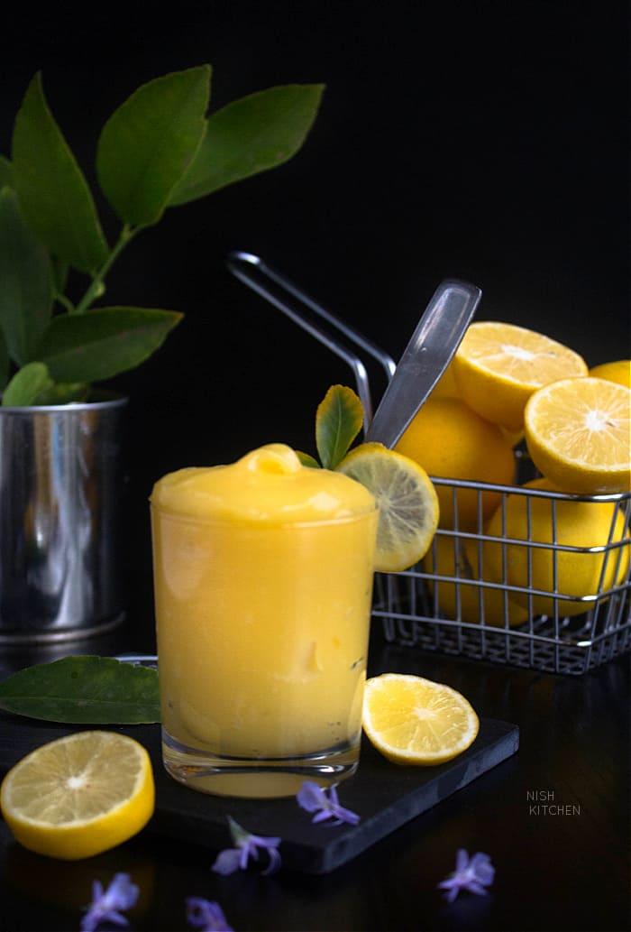 homemade Lemon recipes