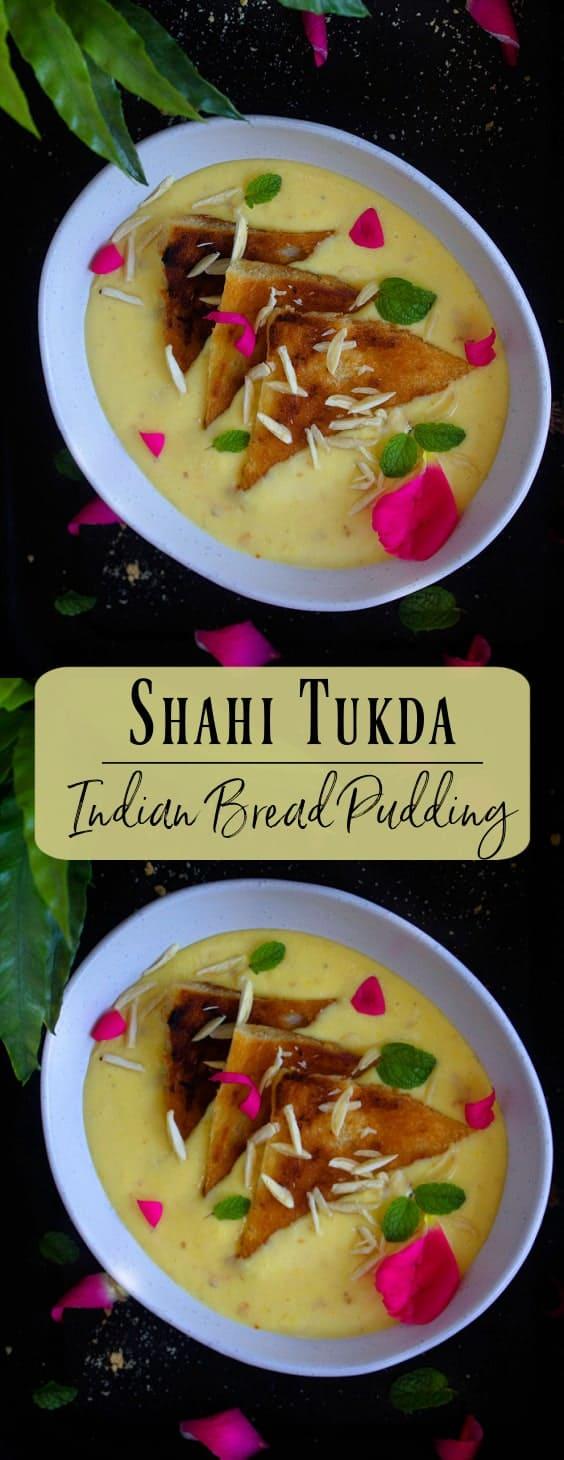 Shahi Tukda - Indian Bread Pudding