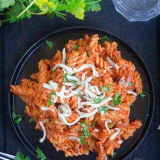 Creamy Tomato Pasta recipe Video