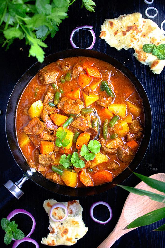 Indian Beef Stew Recipe Video