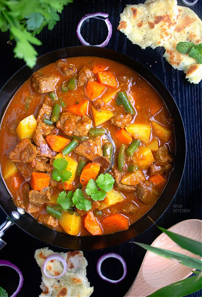 Indian Beef Stew Recipe
