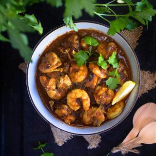 Indian Prawn Curry Recipe Video
