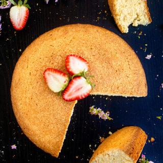 Easy Ghee Cake Recipe Video