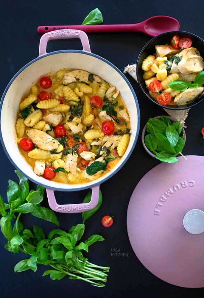 Tuscan gnocchi recipe