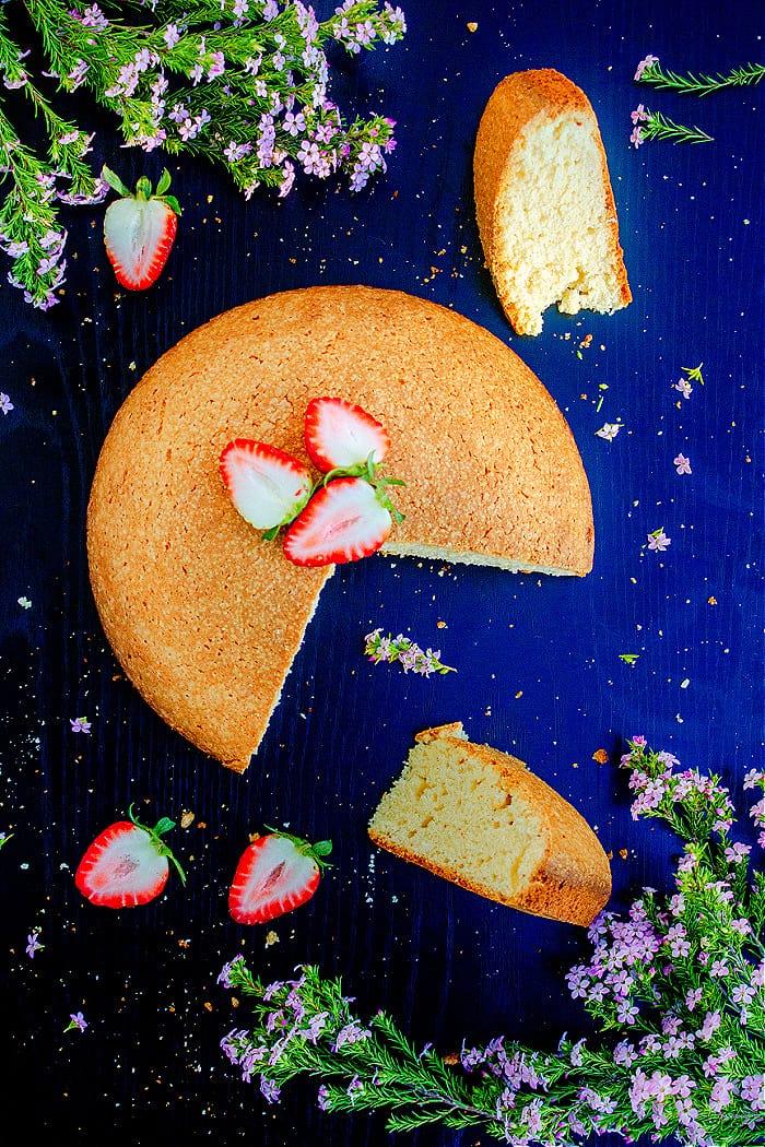 Ghee cake recipe