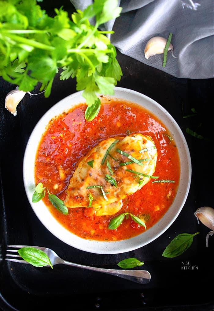Chicken Marinara Recipe Video