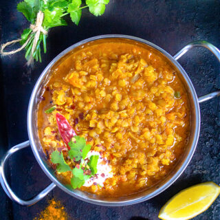 Indian Lentil Curry Recipe Video