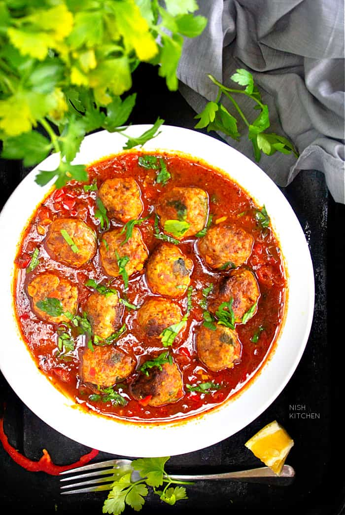 Mexican Meatballs Recipe Video
