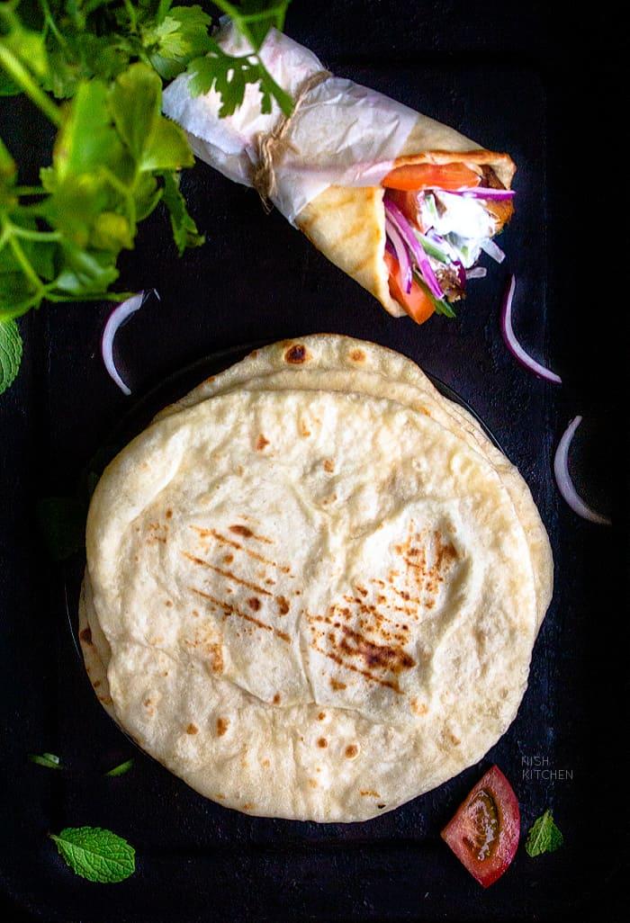 Homemade Pita Bread Recipe video